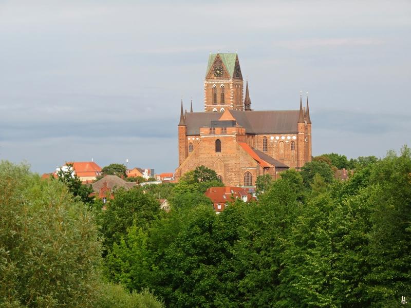 Wismar (1) – Ankunft mit schönen Aussichten - zum Aufrufen des Artikels bitte das Bild anklicken!